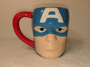 Captain America mug for Sale in Tacoma, WA