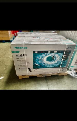 55 INCH HF8 ULED 4K SMART TV for Sale in Chino Hills, CA