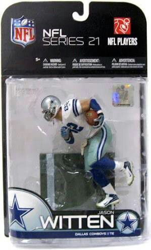 McFarlane Toys Dallas Cowboys Series 21 Jason Witten for Sale in Phoenix, AZ