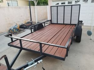 Trailer 12x 6.7 $1450 for Sale in Fontana, CA
