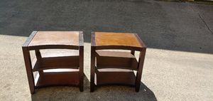 End tables/Night stands for Sale in Mansfield, TX