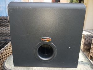 Klipsch 4.1 subwoofer for Sale in Visalia, CA