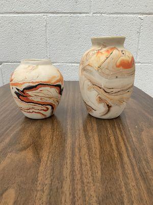 Mid century vase flower pots very beautiful for Sale in Santa Ana, CA
