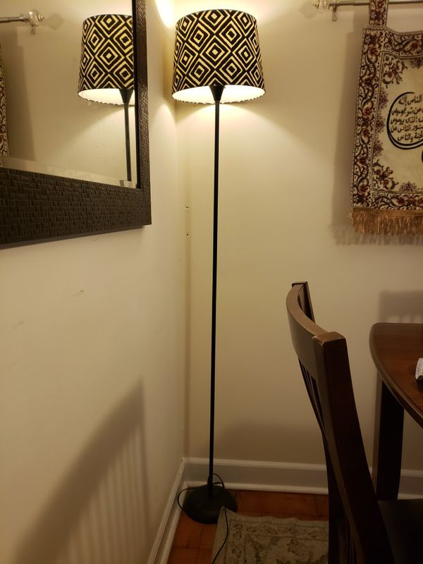 Cool tall lamp