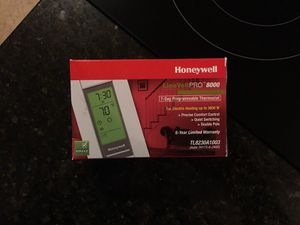 Honeywell Thermostat for Sale in Norfolk, VA