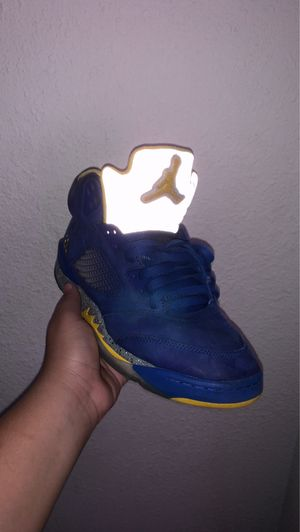 Retro Jordan Laney 5s for Sale in Welby, CO