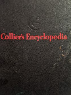 COLLIER'S ENCYCLOPEDIA for Sale in Houston,  TX