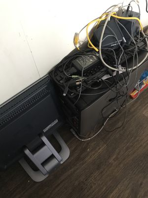 HP Computer Screen w/everything for Sale in Phoenix, AZ