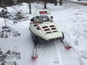 Snowmobile for Sale in Hazelhurst, WI