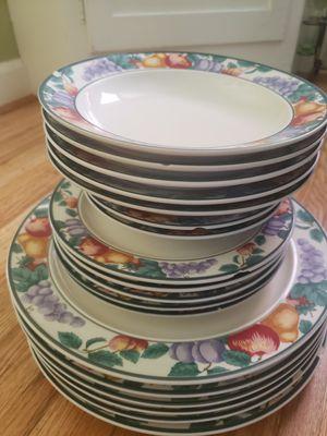 Summer Dishware set for Sale in Oakland, CA