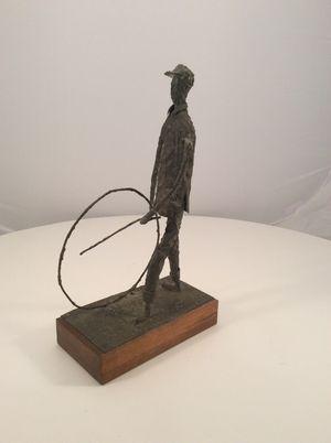 Vintage Florence Moskowitz sculpture for Sale in Durham, NC