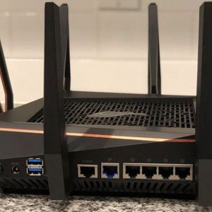 ASUS - ROG Rapture Gt Ac 5300 Tri-Band Wi-Fi 6 Router for Sale in Los Gatos, CA