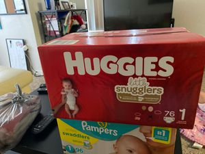 Huggies pampers for Sale in FL, US