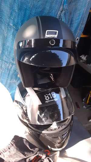 Brand new motorcycle helmets for Sale in El Monte, CA