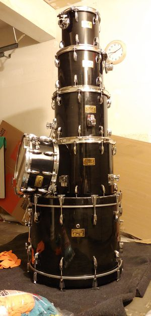 Pearl Masters Custom drum set for Sale in Anaheim, CA