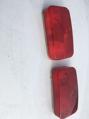 Travel trailer, RV, Fifth wheeler tail light Pair of 2 L & R for Sale in Portland, OR