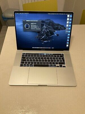 "Apple MacBook Pro 16"" (1tb SSD, Intel Core i9, 2,30 GHz, 16gb, Radeon Pro 5500m) for Sale in US"