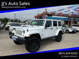 2014 Jeep Wrangler Unlimited for Sale in Salinas, CA