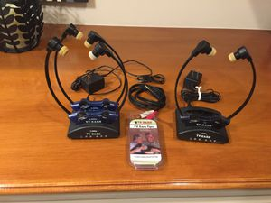 2 TV EARS UNITS for Sale in Pasadena, CA