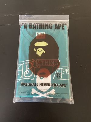 Bape pirate teal tee for Sale in Lacey, WA