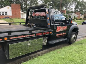 Flatbed tow truck, wrecker, rollback F550 2015 for Sale in Silver Spring, MD