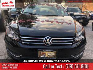 2015 Volkswagen Passat for Sale in Jamaica, NY