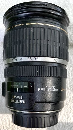 Well Used Canon EF-S 17-55mm f2.8 IS for Sale in Wayne, NJ
