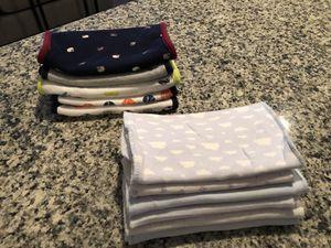 Baby burp clothes for Sale in Alexandria, VA