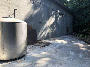Stainless steel tank 500 gallon for Sale in Bellevue, WA