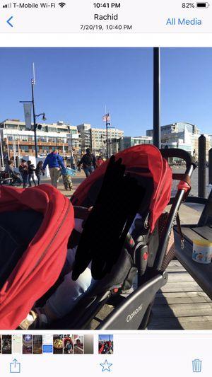Contours Options Tandem double Stroller for Sale in Woodbridge, VA