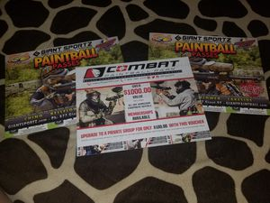 Paintball Tickets for Sale in Pomona, CA