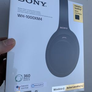 New Sony Wh-1000xm4 Headphones For Sale for Sale in Ontario, CA