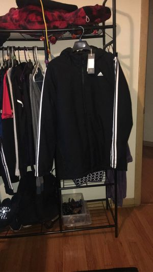Men's size medium adidas jacket for Sale in Chicago, IL