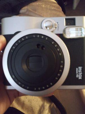 Fujifilm neo classic instaz mini 90 says its almost 200 ill take $150.00 for Sale in Stonecrest, GA