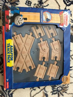 Thomas & Friends. Wooden railroad. Adapter track pack. Used but great condition. for Sale in New York, NY