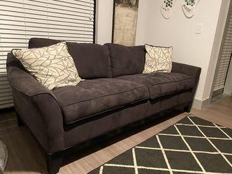 Grey futon for Sale in Austin,  TX