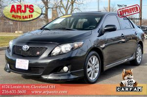 2010 Toyota Corolla for Sale in Cleveland, OH