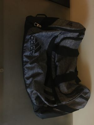Adidas duffle bag hydro shield for Sale in New Haven, CT