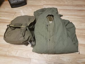 40s US Army Backpack and Sleeping Bag for Sale in Revere, MA