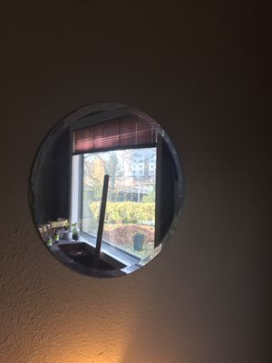 24in wall mirror for Sale in Portland, OR