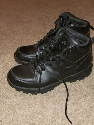 Nike ACG Boots men 10 for Sale in Williamsport, PA