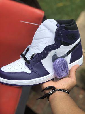 "Jordan 1 ""Court Purple"" for Sale in Charlotte, NC"