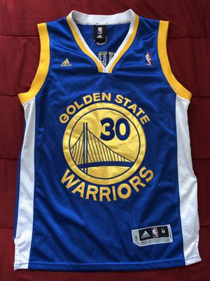 Golden State Warriors Steph Curry Jersey for Sale in Hartford, CT