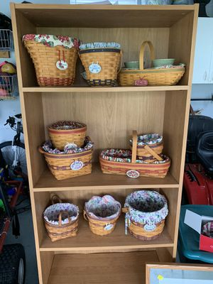 Longaberger May Series Basket Collection for Sale in Oxford, PA