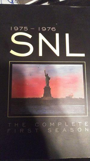Saturday Night Live Season 1. for Sale in Rancho Cucamonga, CA