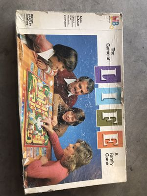 Board Game LIFE for Sale in Lynnwood, WA