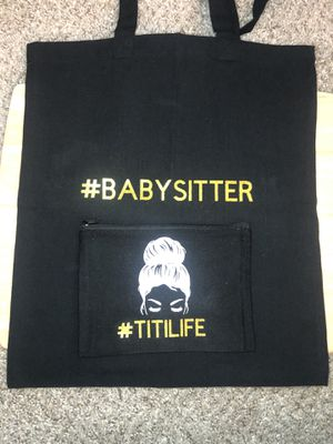 Titi Life Makeup & Tote Bag Set for Sale in North Olmsted, OH