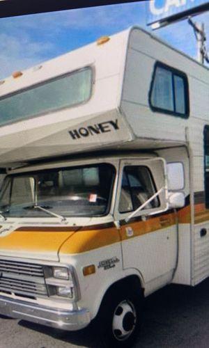 Motorhome Honey for Sale in El Paso, TX