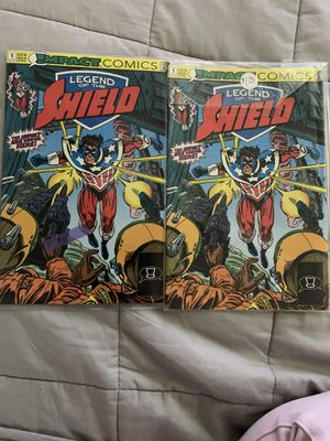 Legends of shield first issue (2) for Sale in West Richland, WA