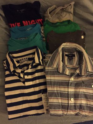 Boys clothes size 8 - M for Sale in Hublersburg, PA